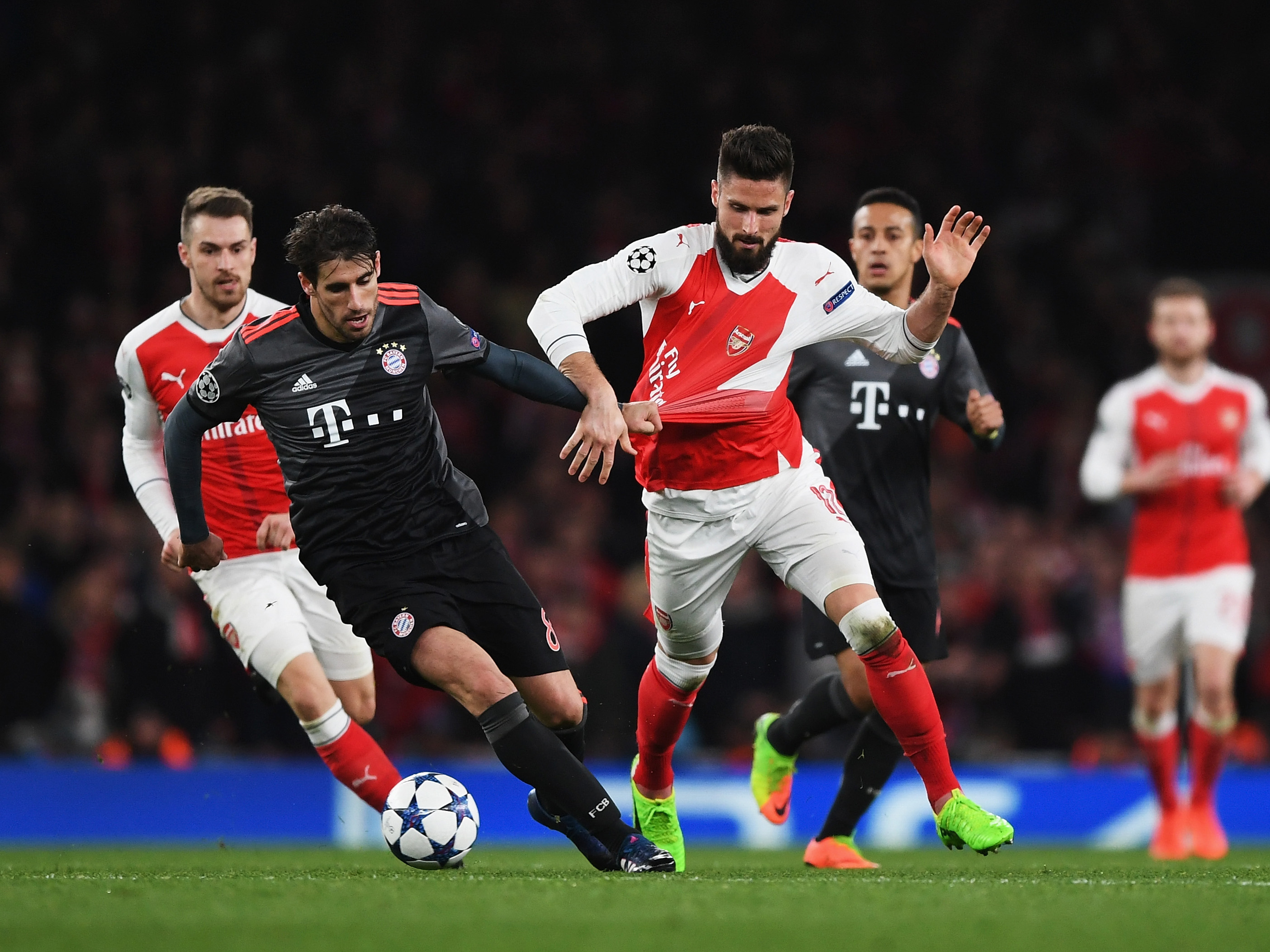 Arsenal FC v FC Bayern Muenchen – UEFA Champions League Round of 16: Second Leg