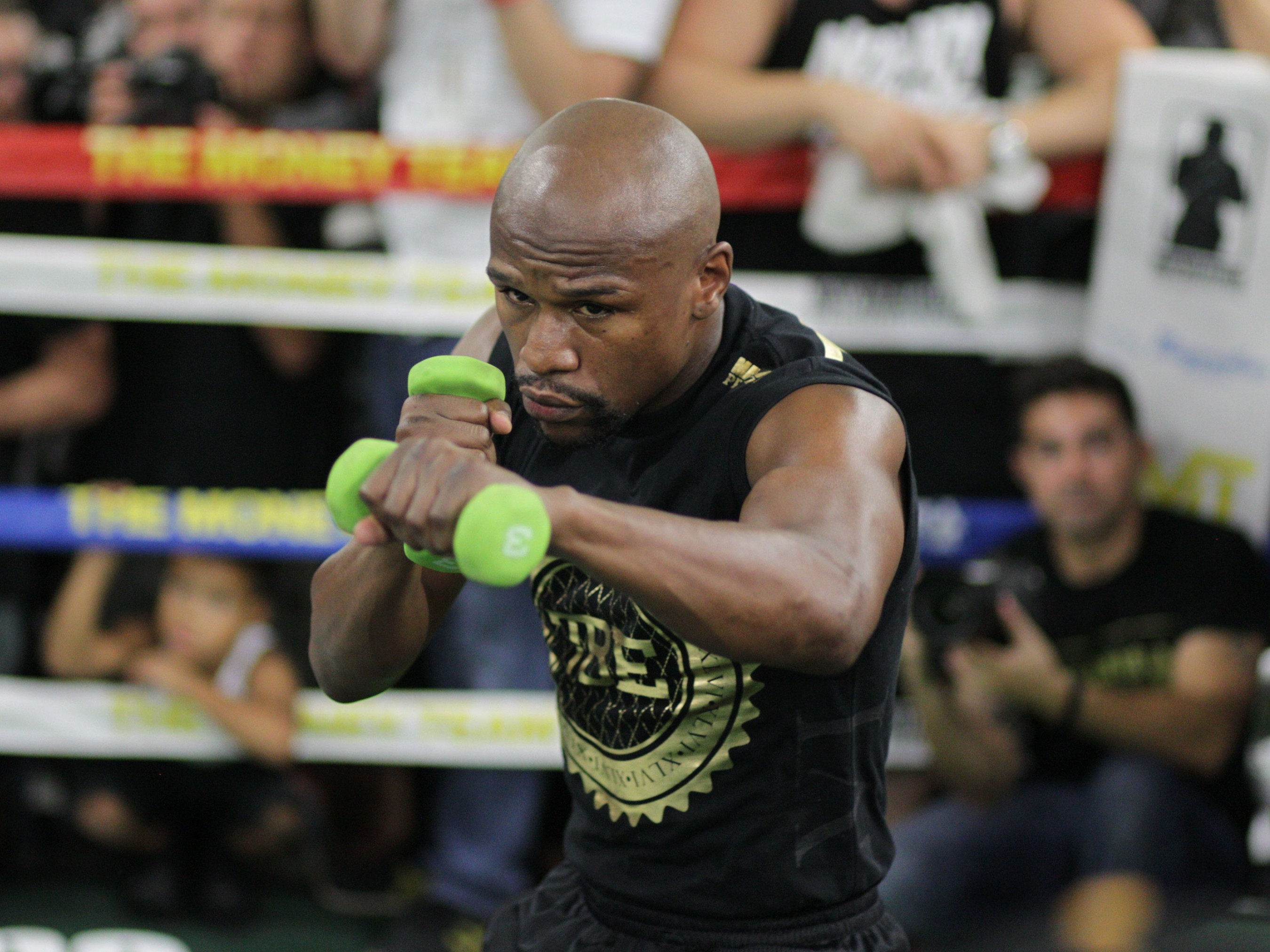 Mayweather Is Defined By The Zero Next To His Name Fivethirtyeight