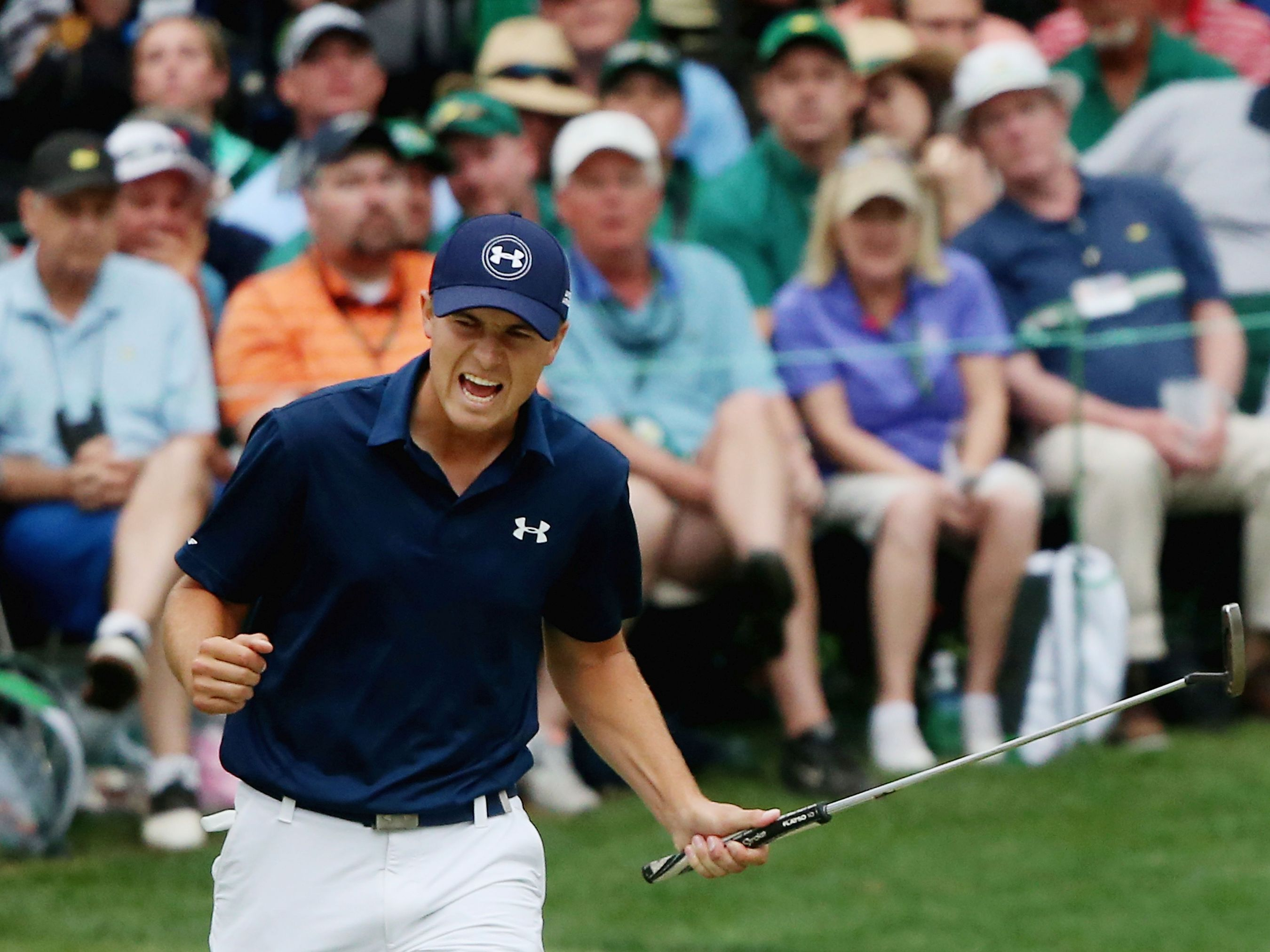 83d0a6fab89290 Will The PGA Championship Be Jordan Spieth s Great White Whale ...