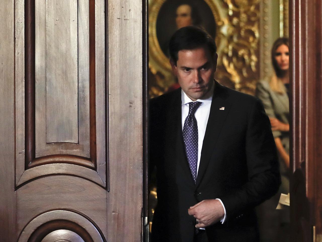 Ivanka Trump,Marco Rubio