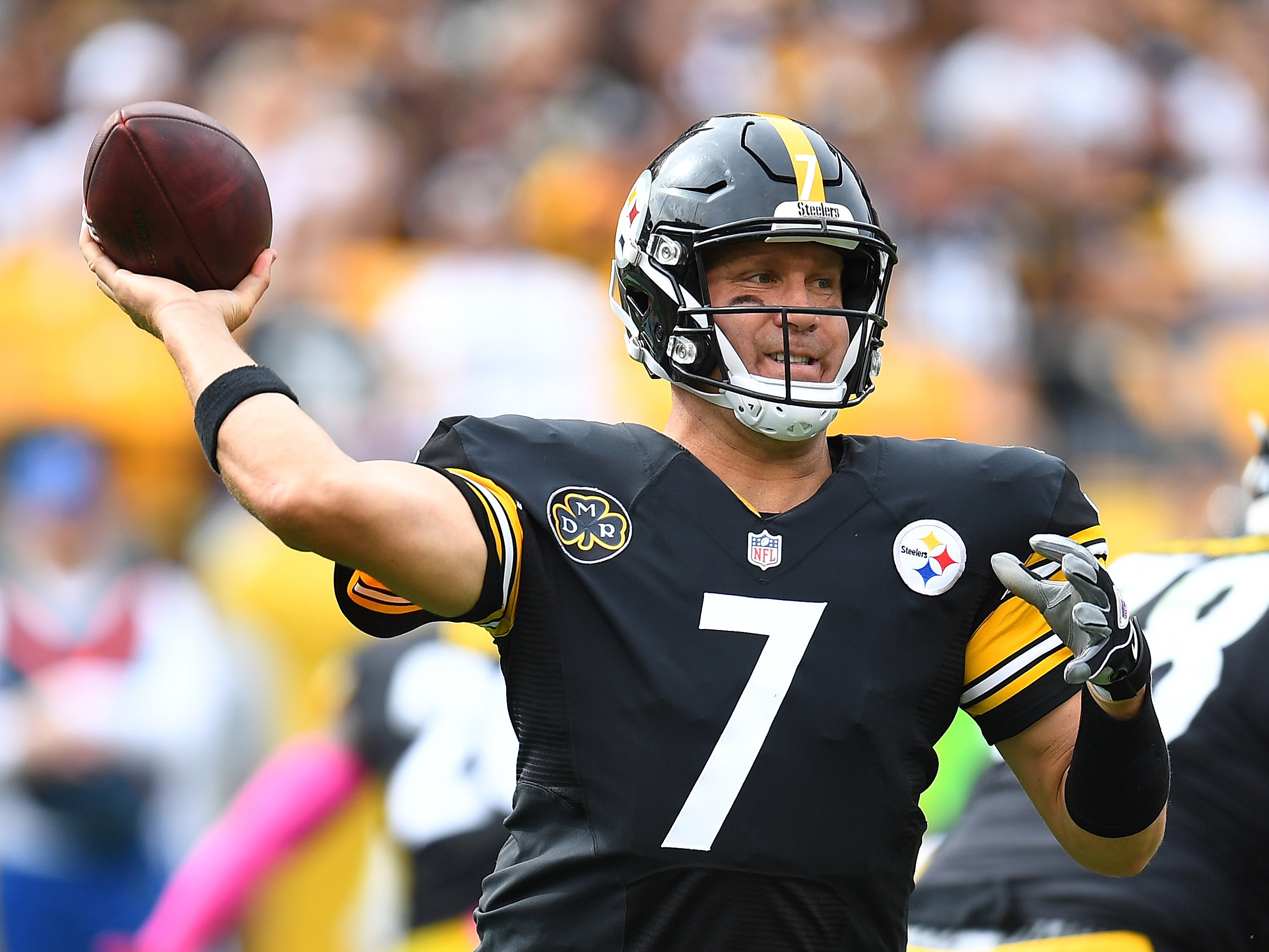 Get the latest updated stats for Pittsburgh Steelers quarterback Ben Roethlisberger on ESPNcom