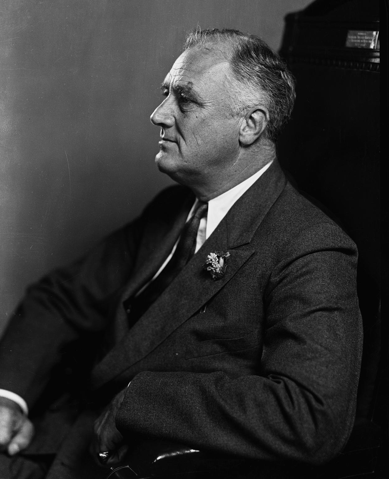 Profile of President Franklin Roosevelt