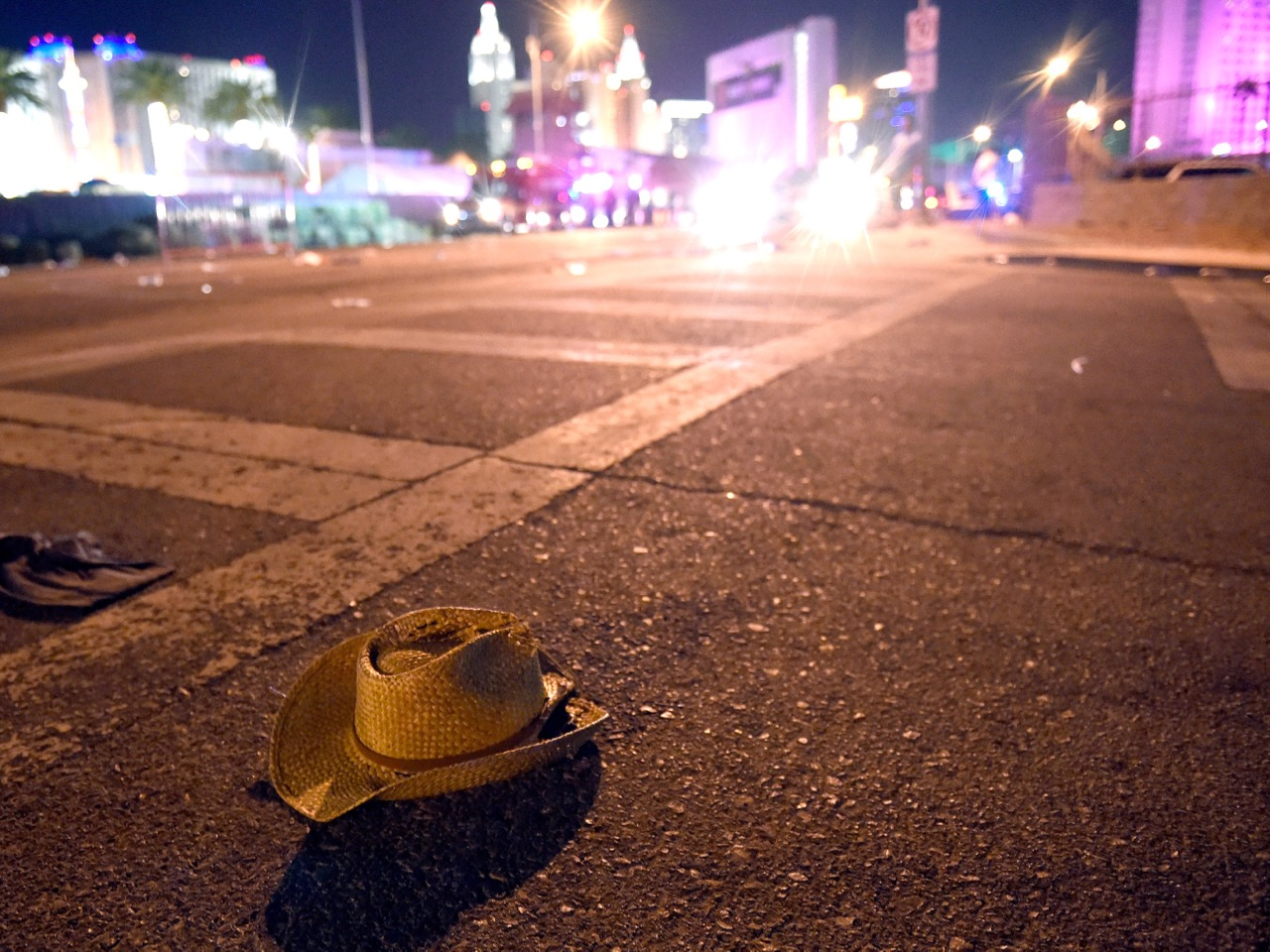 Reported Shooting At Mandalay Bay In Las Vegas