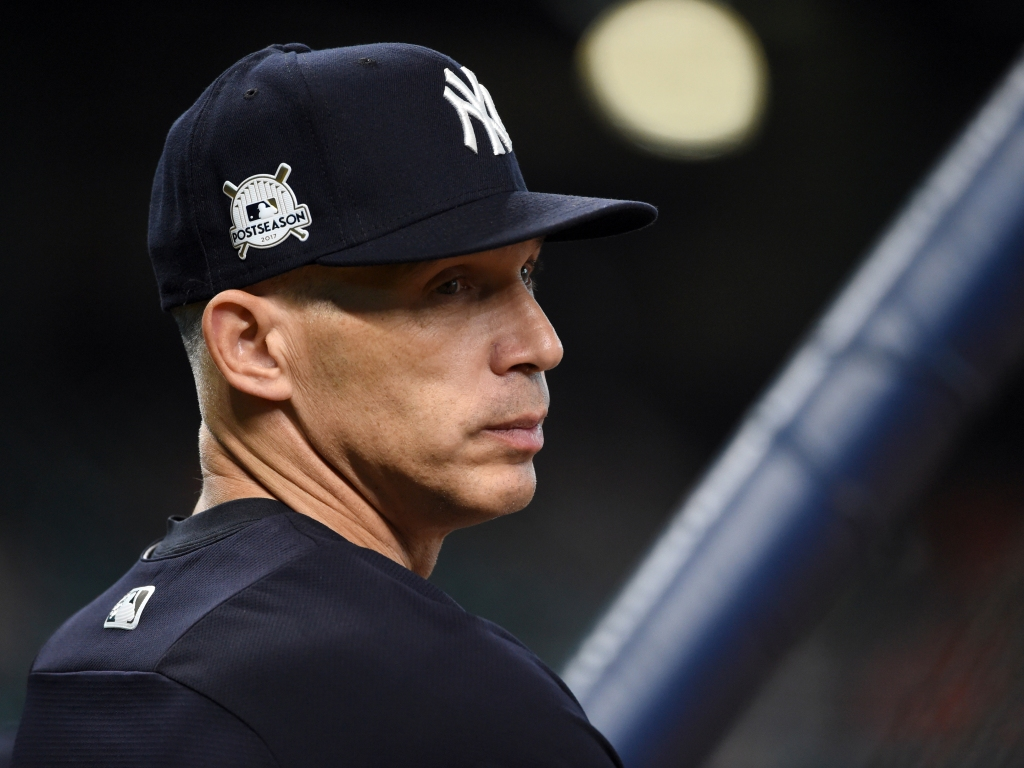 Joe Girardi Was A Good Manager  In 2017, That's Not Enough