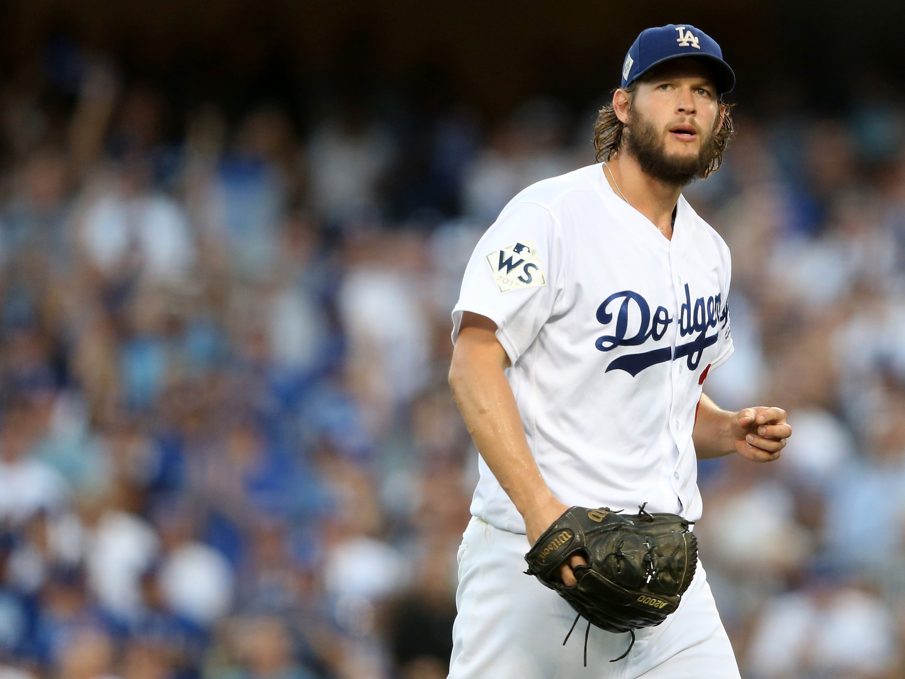 World Series – Houston Astros v Los Angeles Dodgers – Game One