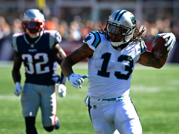 Carolina Panthers vs. New England Patriots