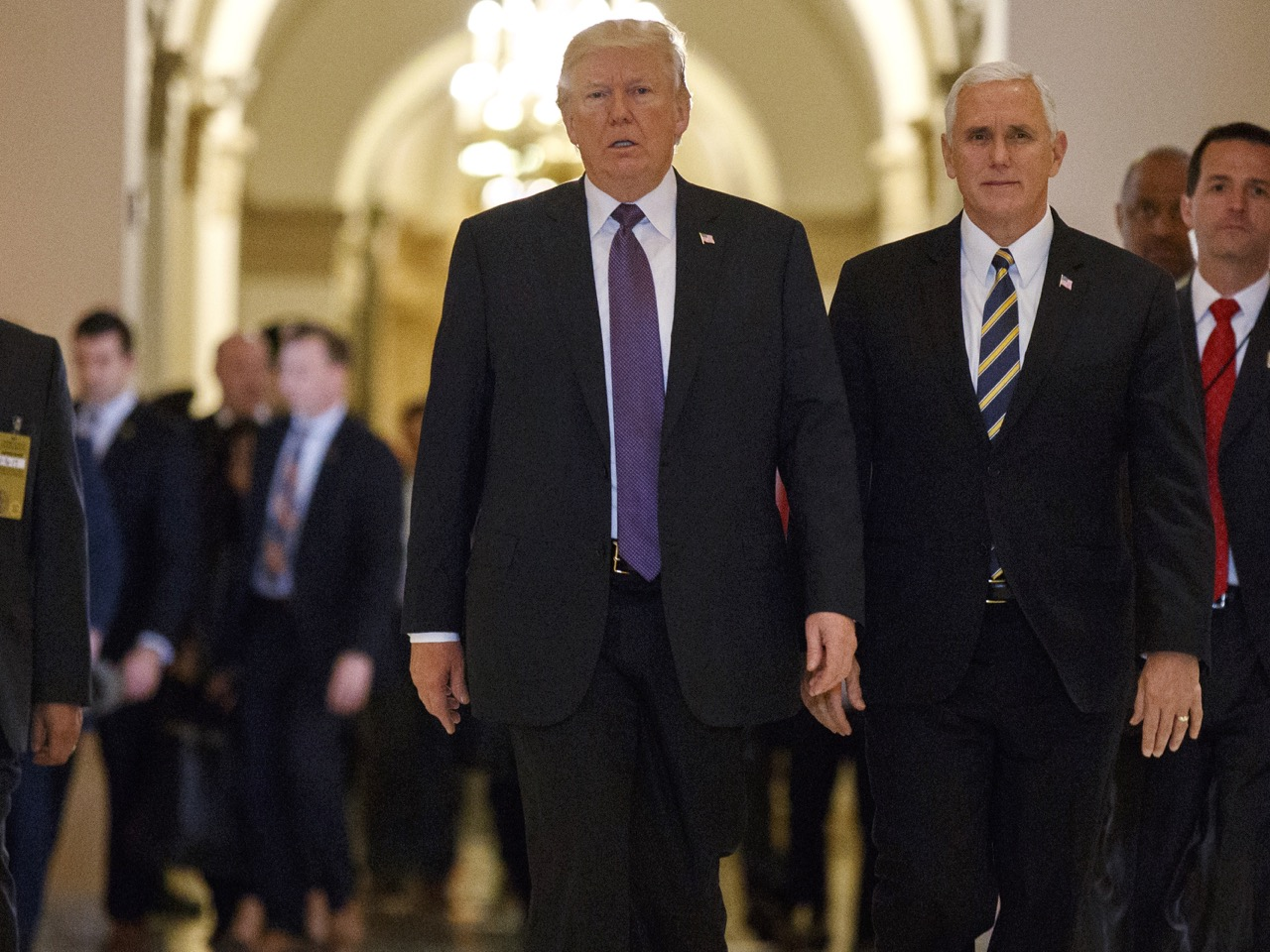 Republikaner oense om krigsfangarna