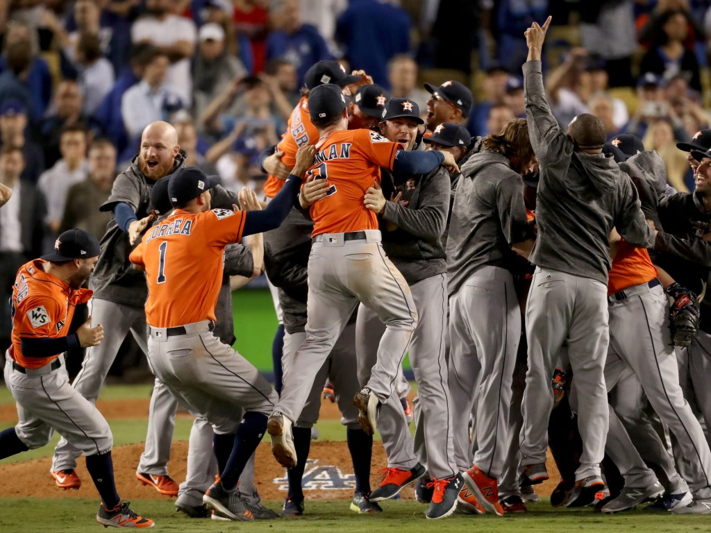 The Astros Tanked Their Way To The Top