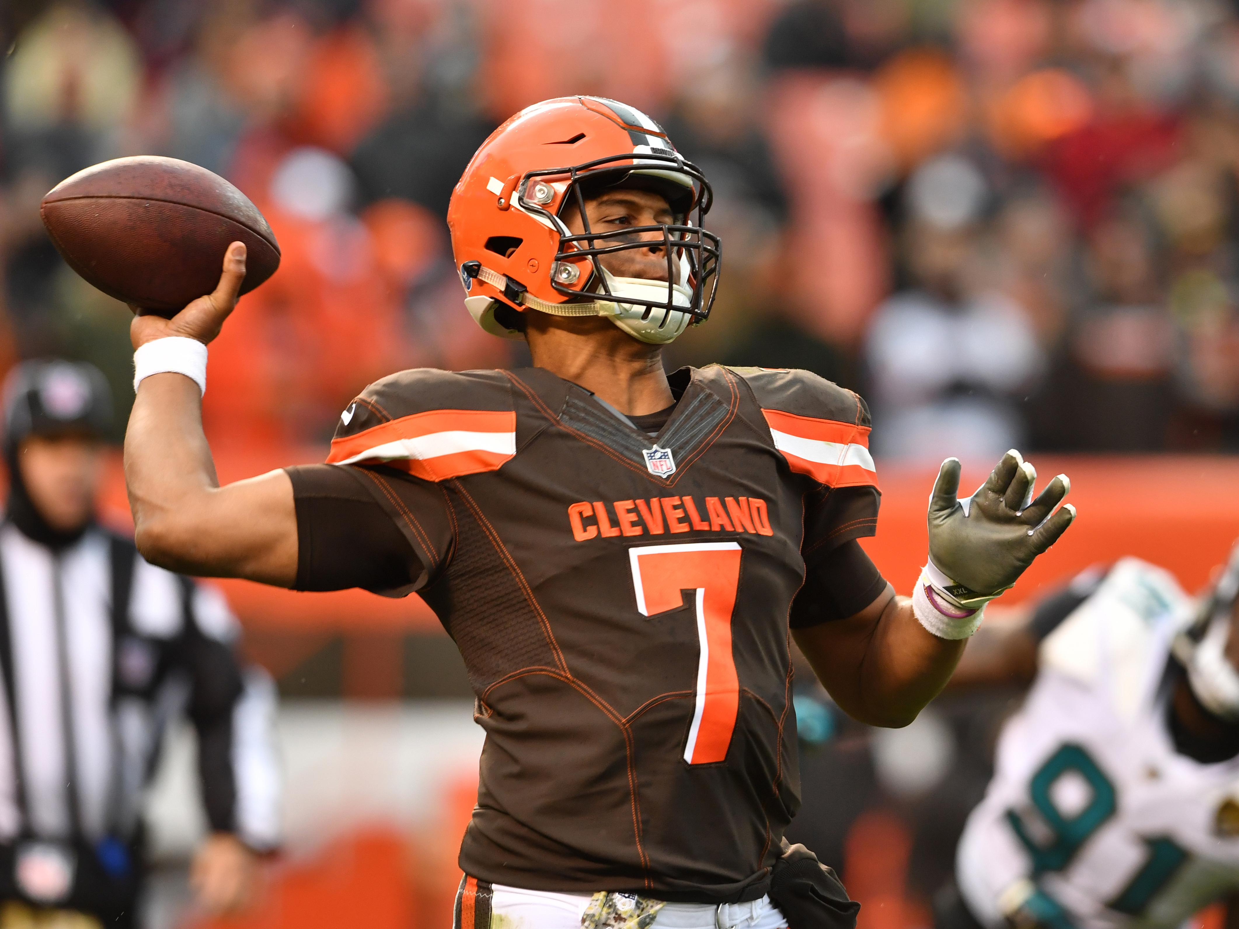 Jacksonville Jaguars v Cleveland Browns