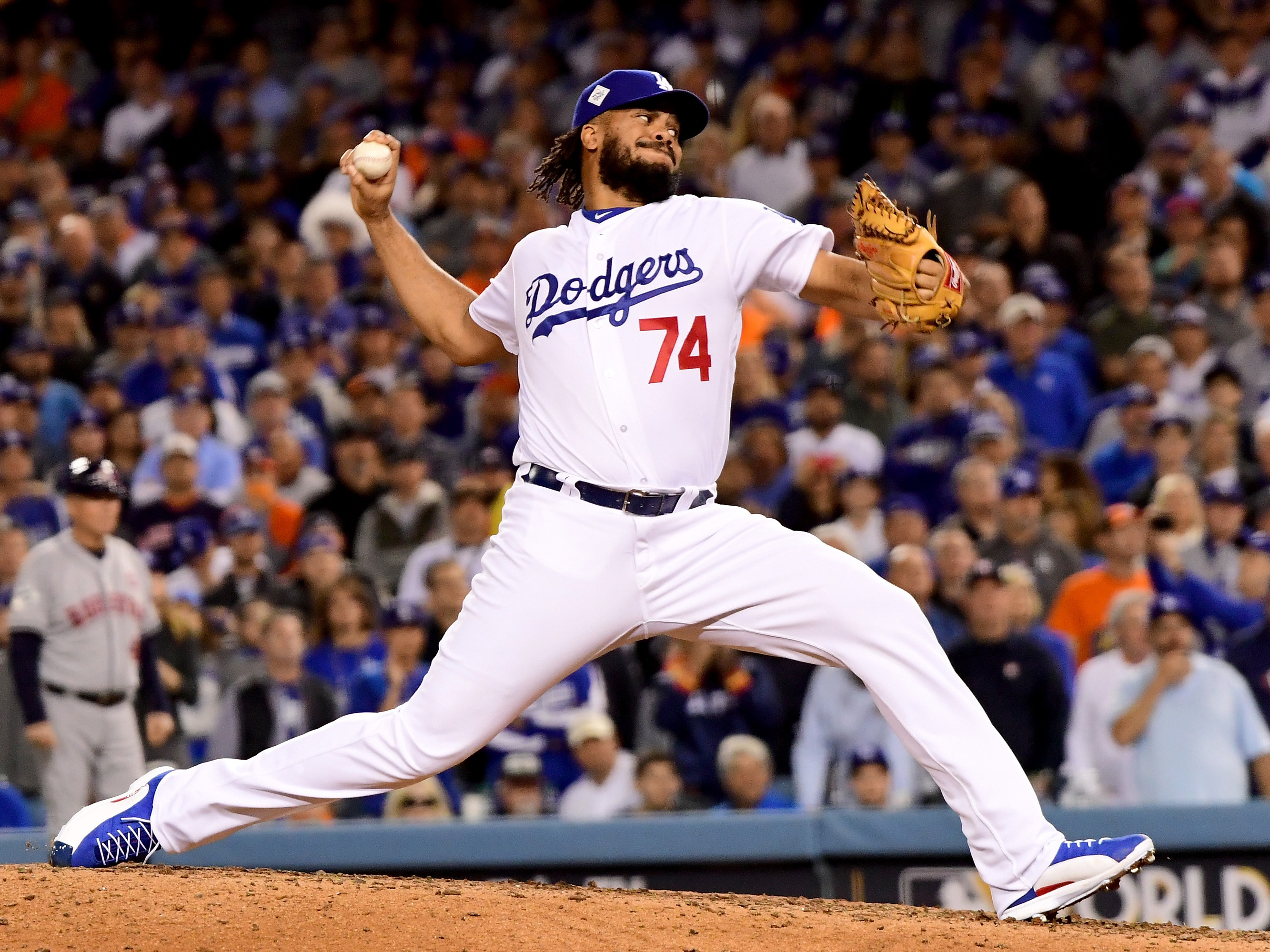 World Series – Houston Astros v Los Angeles Dodgers – Game Six