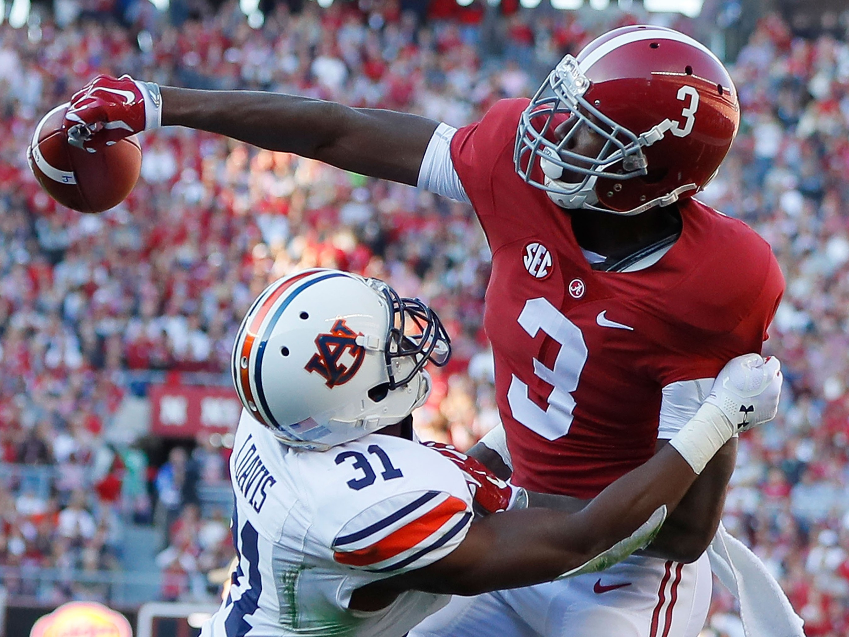 This Could Be The Biggest Alabama Auburn Matchup Ever Fivethirtyeight