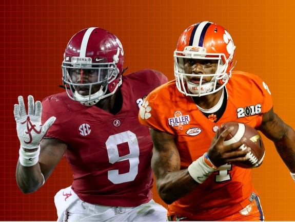 College Football Playoff Preview: This Is Not Last Year's Clemson-Alabama Matchup