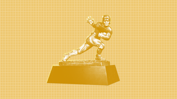 Want To Win A Heisman? Follow These 8 Simple Steps