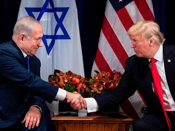 TOPSHOT-US-ISRAEL-DIPLOMACY