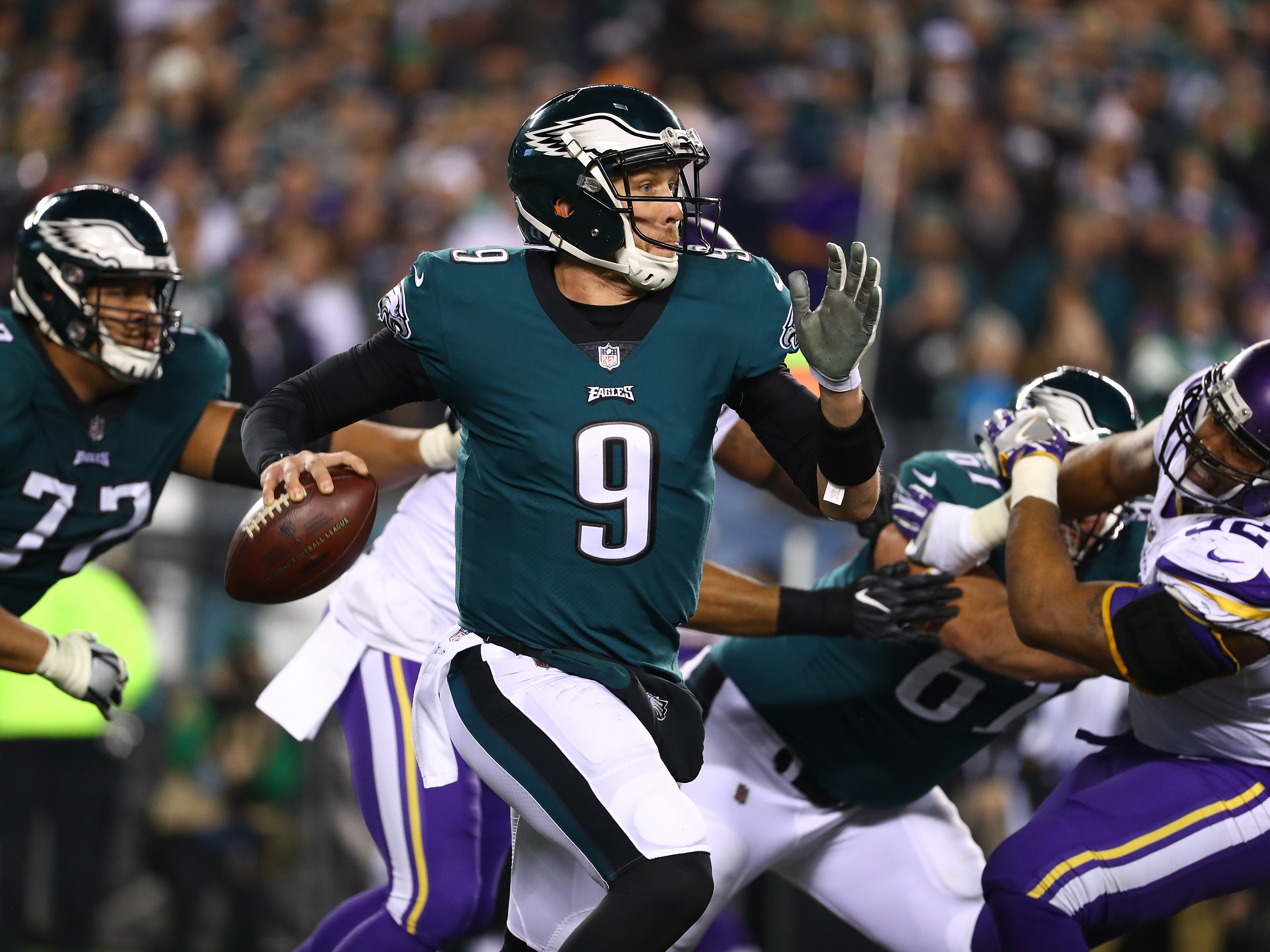 NFC Championship – Minnesota Vikings v Philadelphia Eagles
