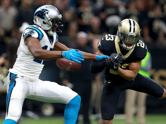 Wild Card Round – Carolina Panthers vs New Orleans Saint