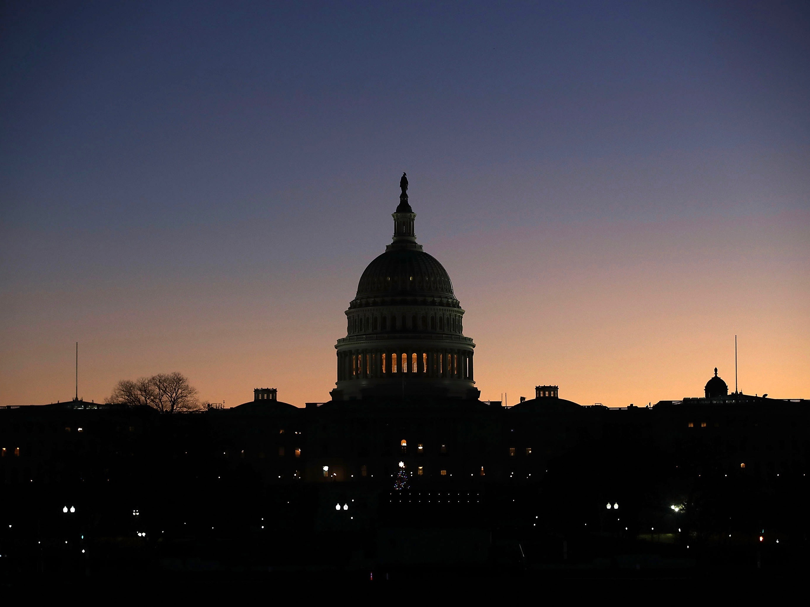 Amid Democratic Opposition, House GOP Works To Avert Government Shutdown
