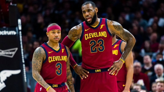 The Cavs Fixed Some Big Problems  Will It Be Enough
