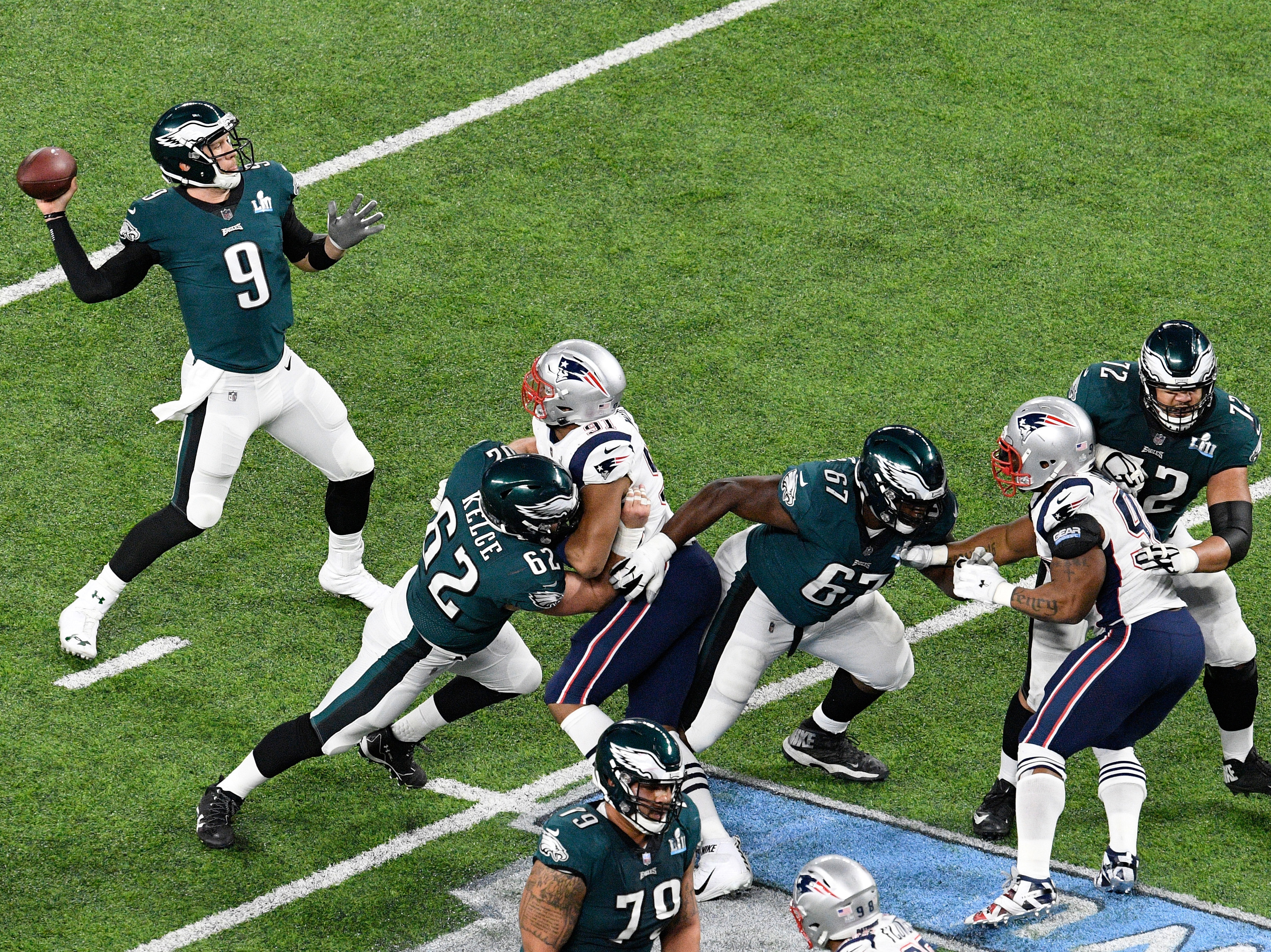 Super Bowl LII – Philadelphia Eagles v New England Patriots