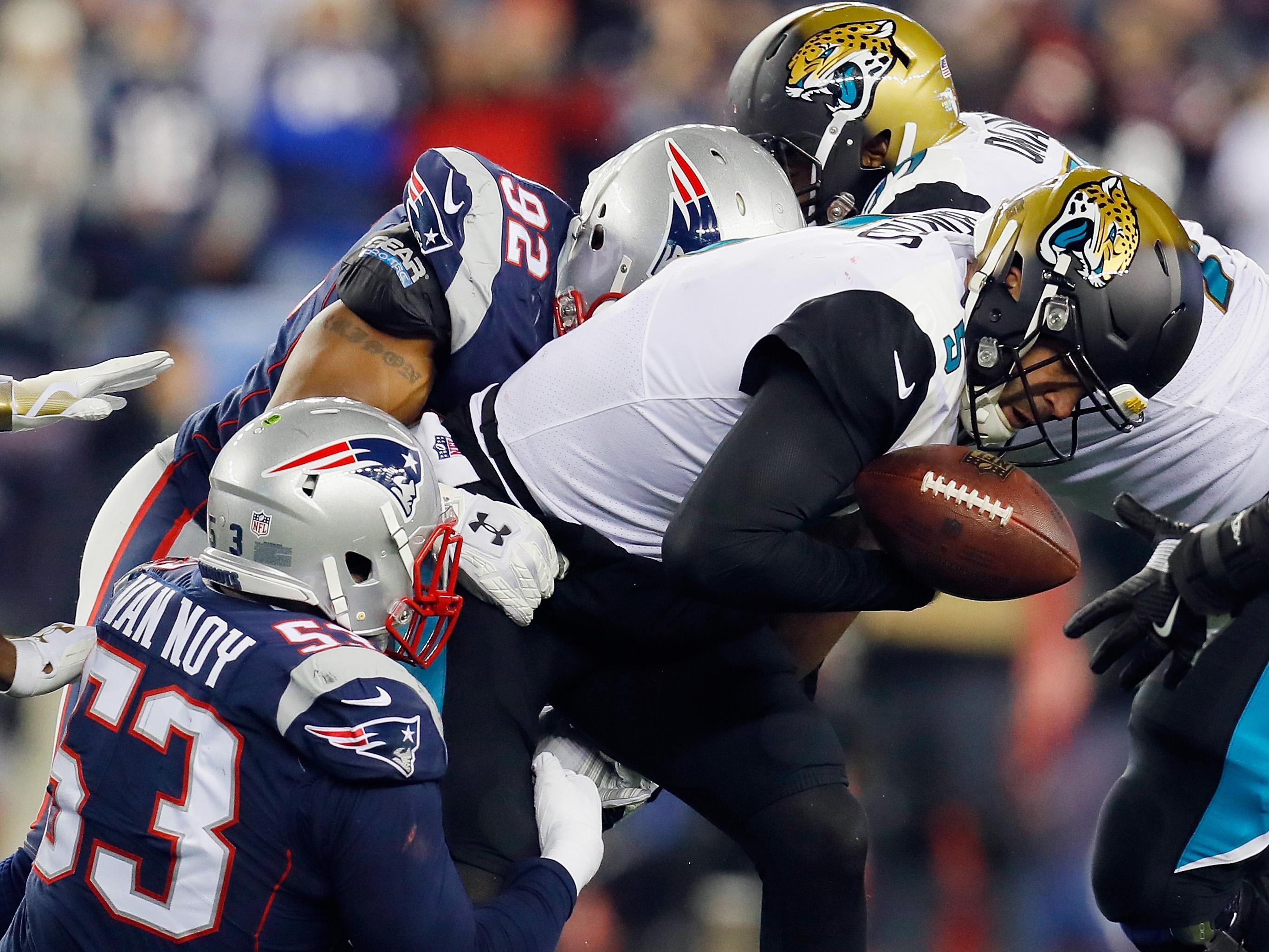 AFC Championship – Jacksonville Jaguars v New England Patriots