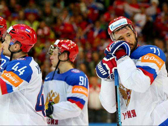 Canada v Russia – 2015 IIHF Ice Hockey World Championship Gold Medal Game