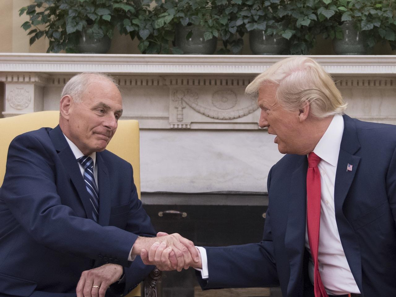 TOPSHOT-US-POLITICS-TRUMP-KELLY