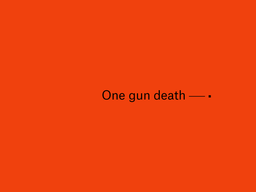 Gun Deaths In America | FiveThirtyEight