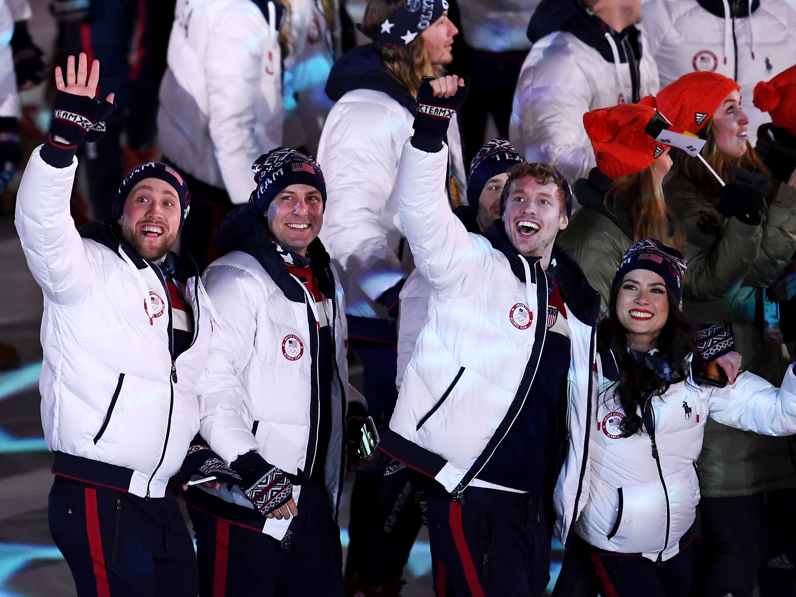 2018 Winter Olympic Games – Closing Ceremony