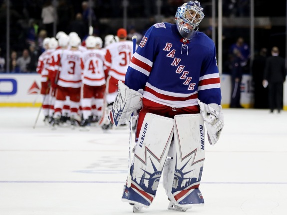Henrik Lundqvist Deserves Better Than The Rangers Fivethirtyeight