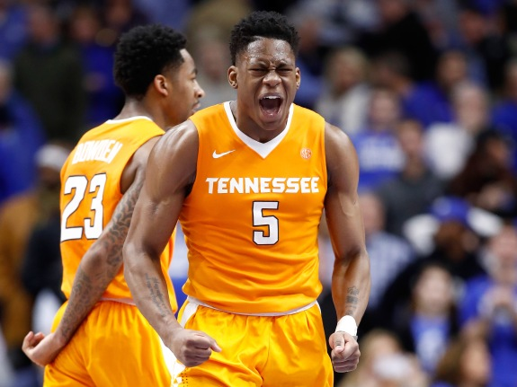 Tennessee v Kentucky