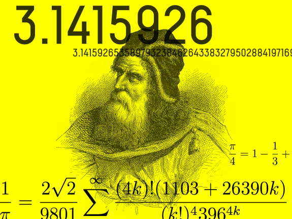 Even After 31 Trillion Digits, We're Still No Closer To The End Of Pi