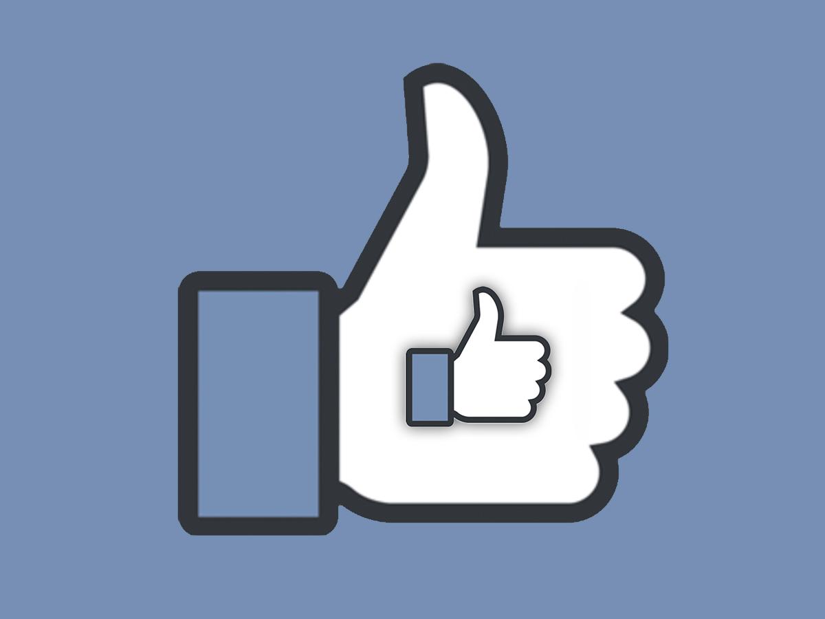 FacebookFacebook Like – 4×3