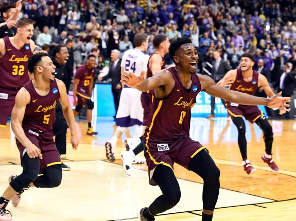 Loyola Chicago v Kansas State