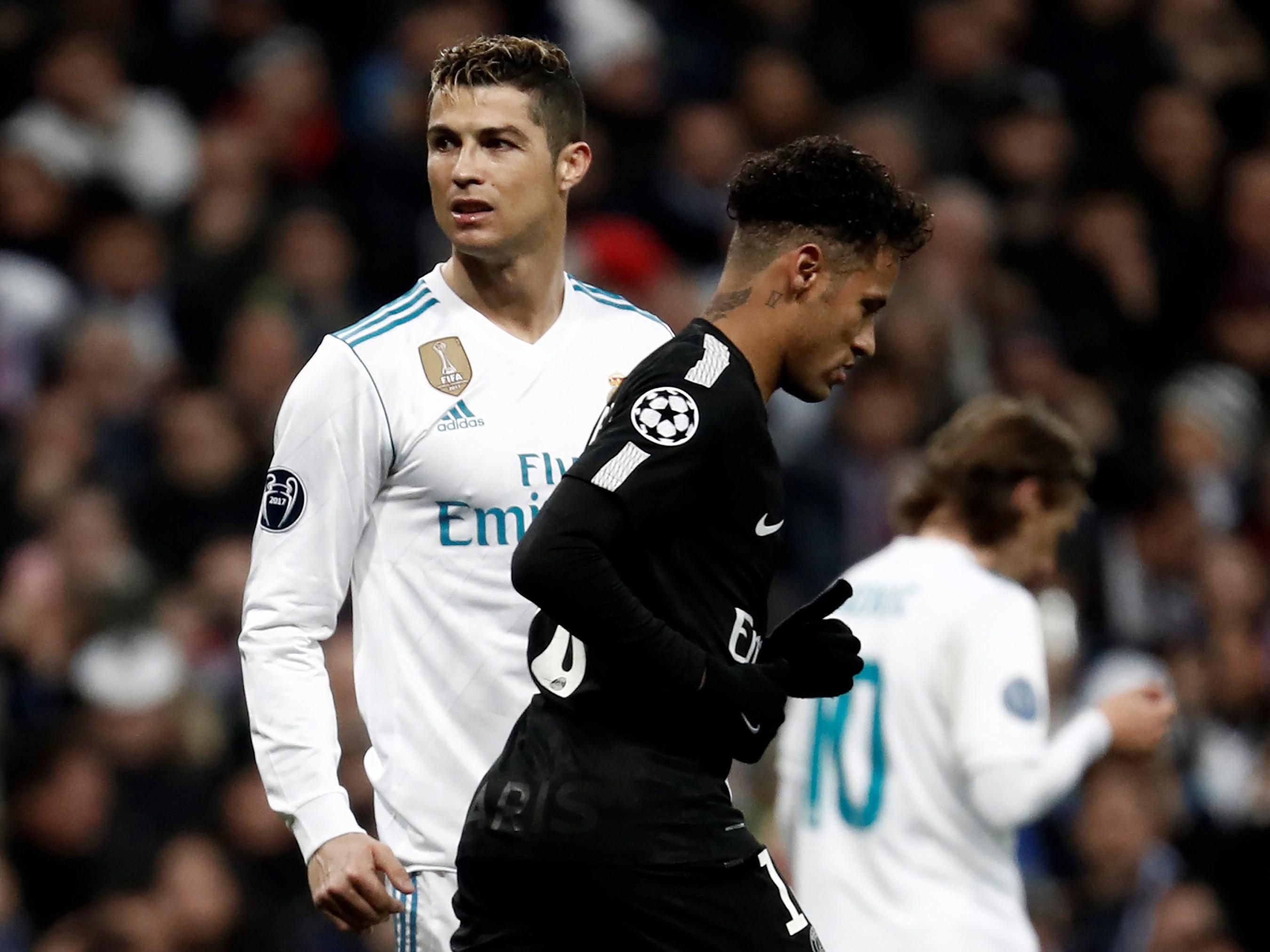 Real Madrid Vs Psg Referee