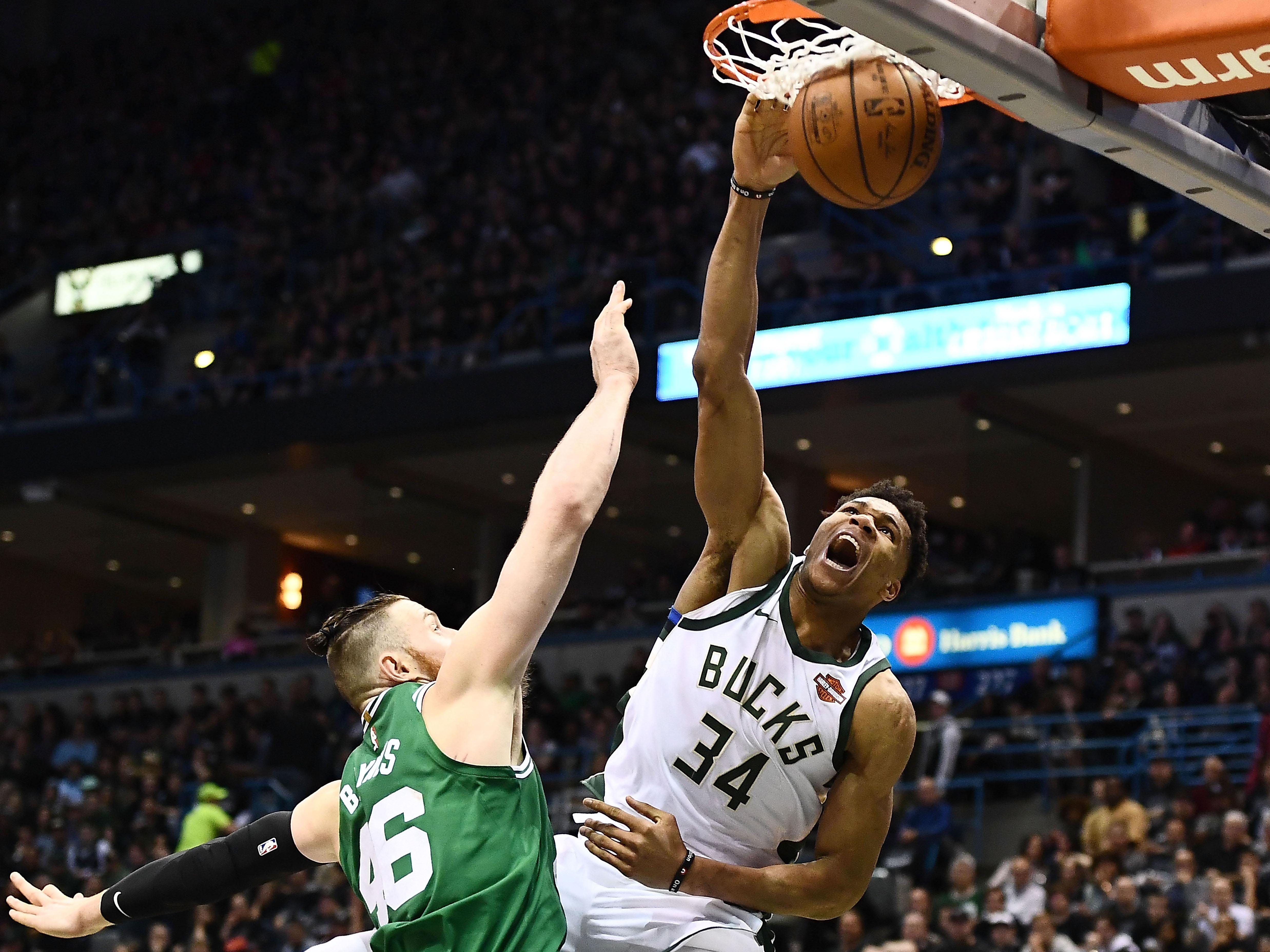 Boston Celtics v Milwaukee Bucks – Game Three
