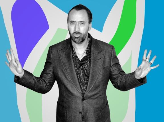 The Five Types Of Nicolas Cage Movies