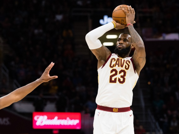 0a1814320c0 LeBron James Is The New Steph Curry