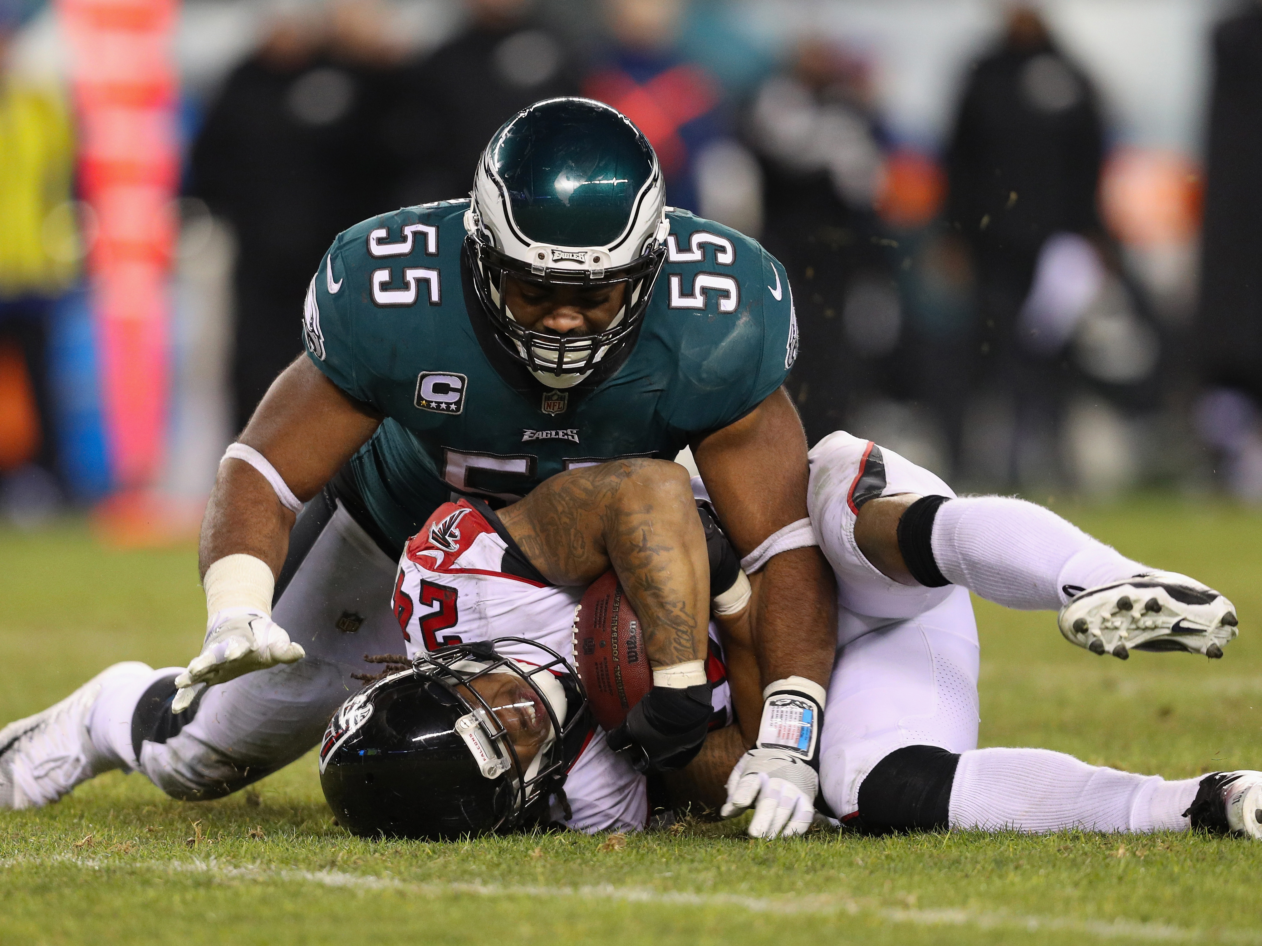 Divisional Round – Atlanta Falcons v Philadelphia Eagles