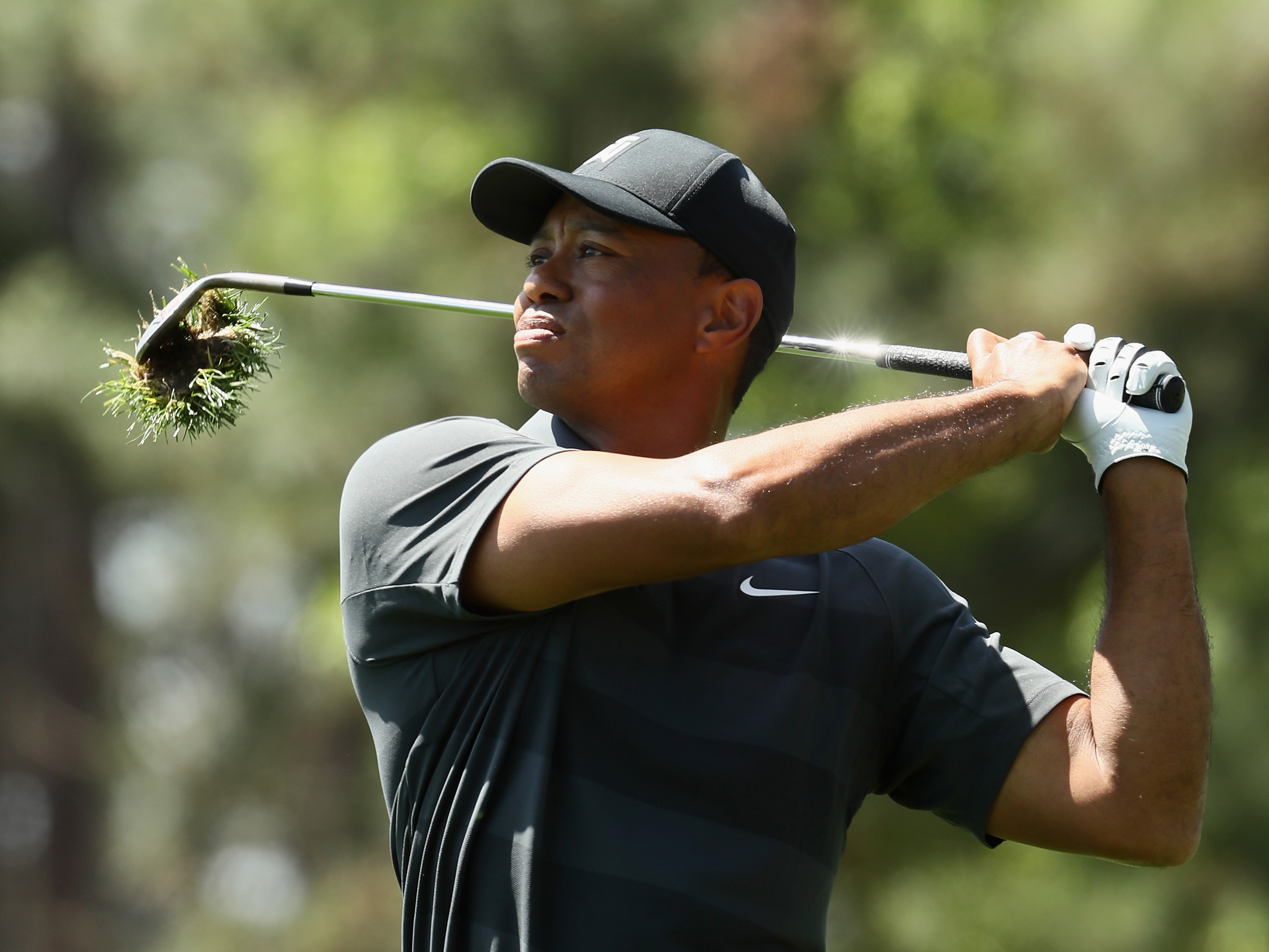 The Masters – Round One