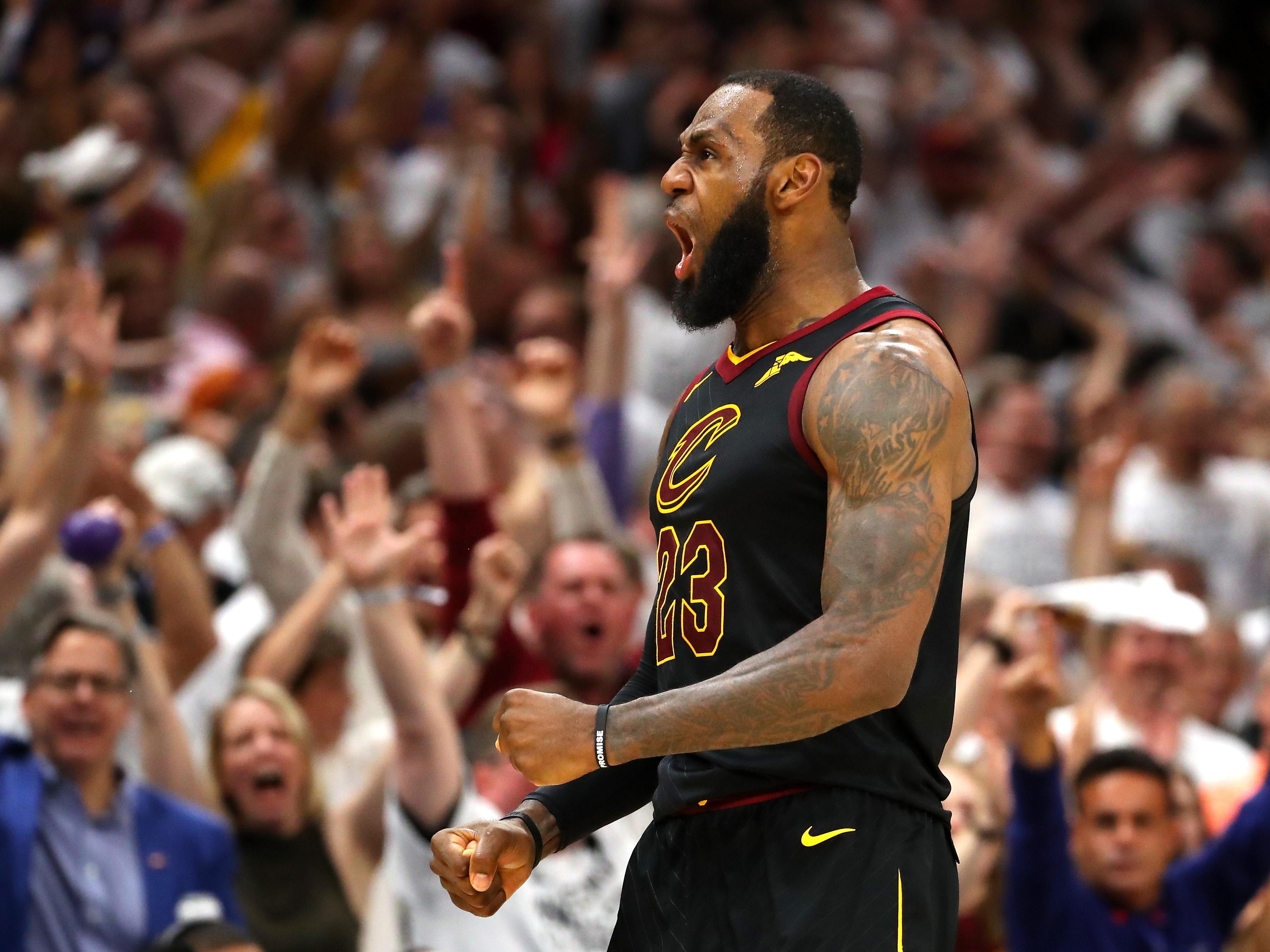 Boston Celtics v Cleveland Cavaliers – Game Six