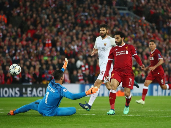 Liverpool v A.S. Roma – UEFA Champions League Semi Final Leg One