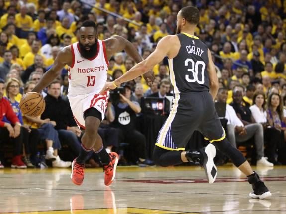 Houston Rockets v Golden State Warriors – Game Four