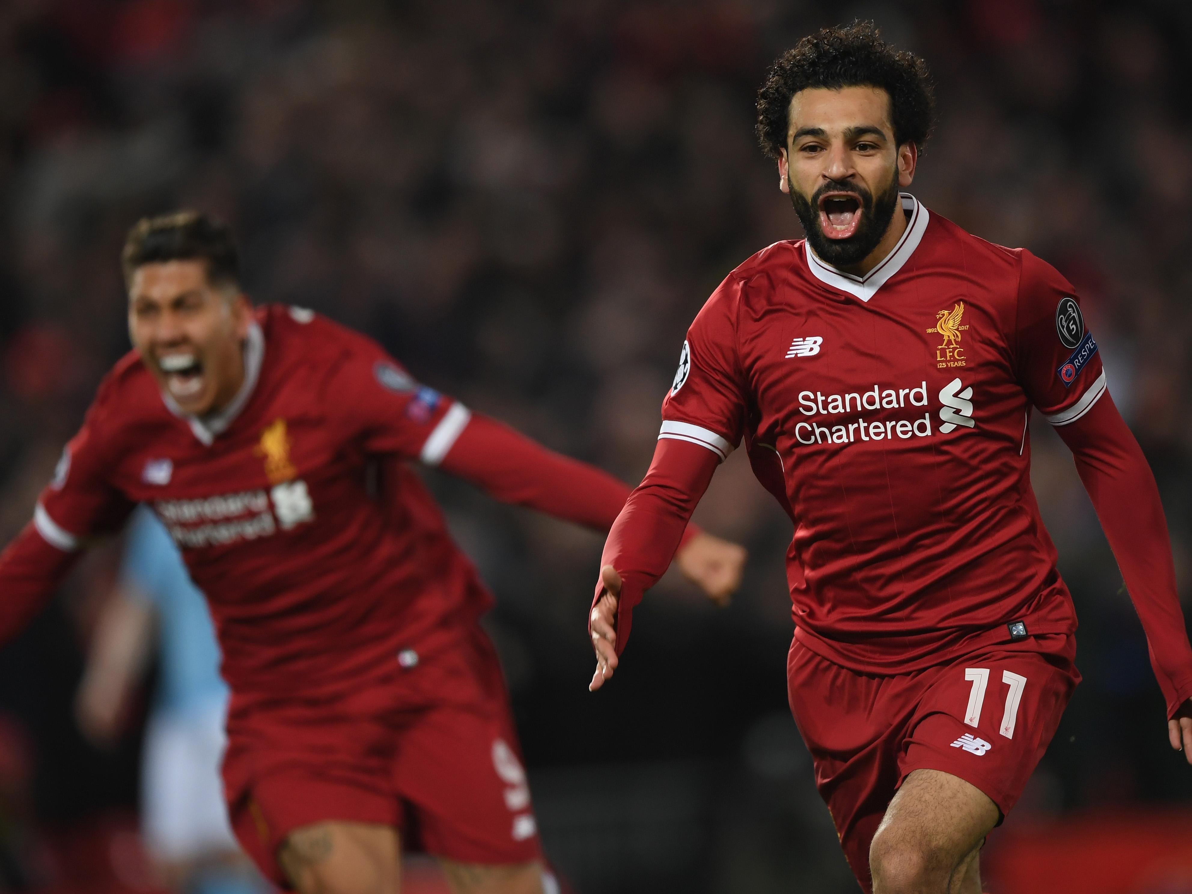 Liverpool v Manchester City – UEFA Champions League Quarter Final Leg One