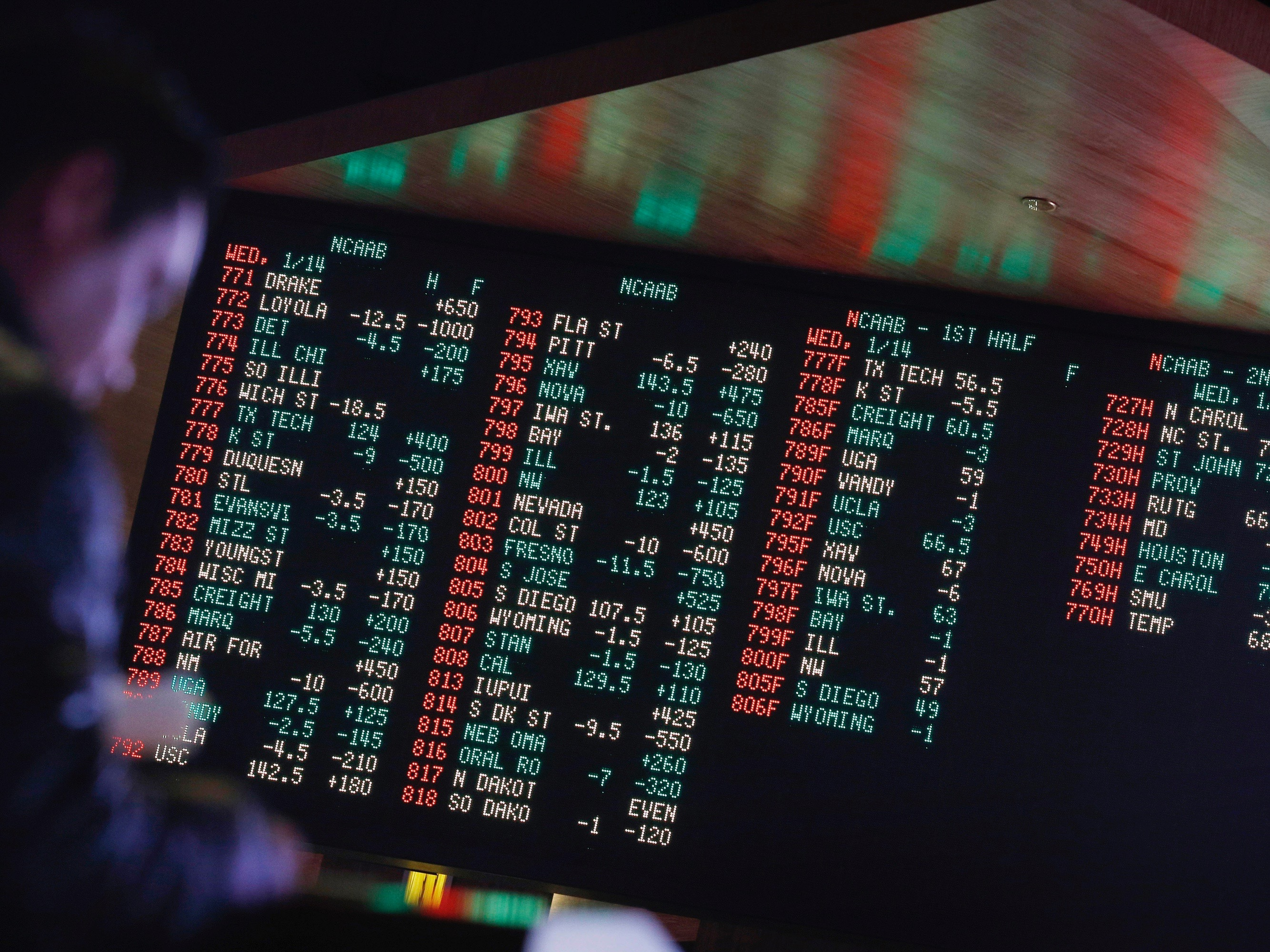 Super Bowl Nevada Betting