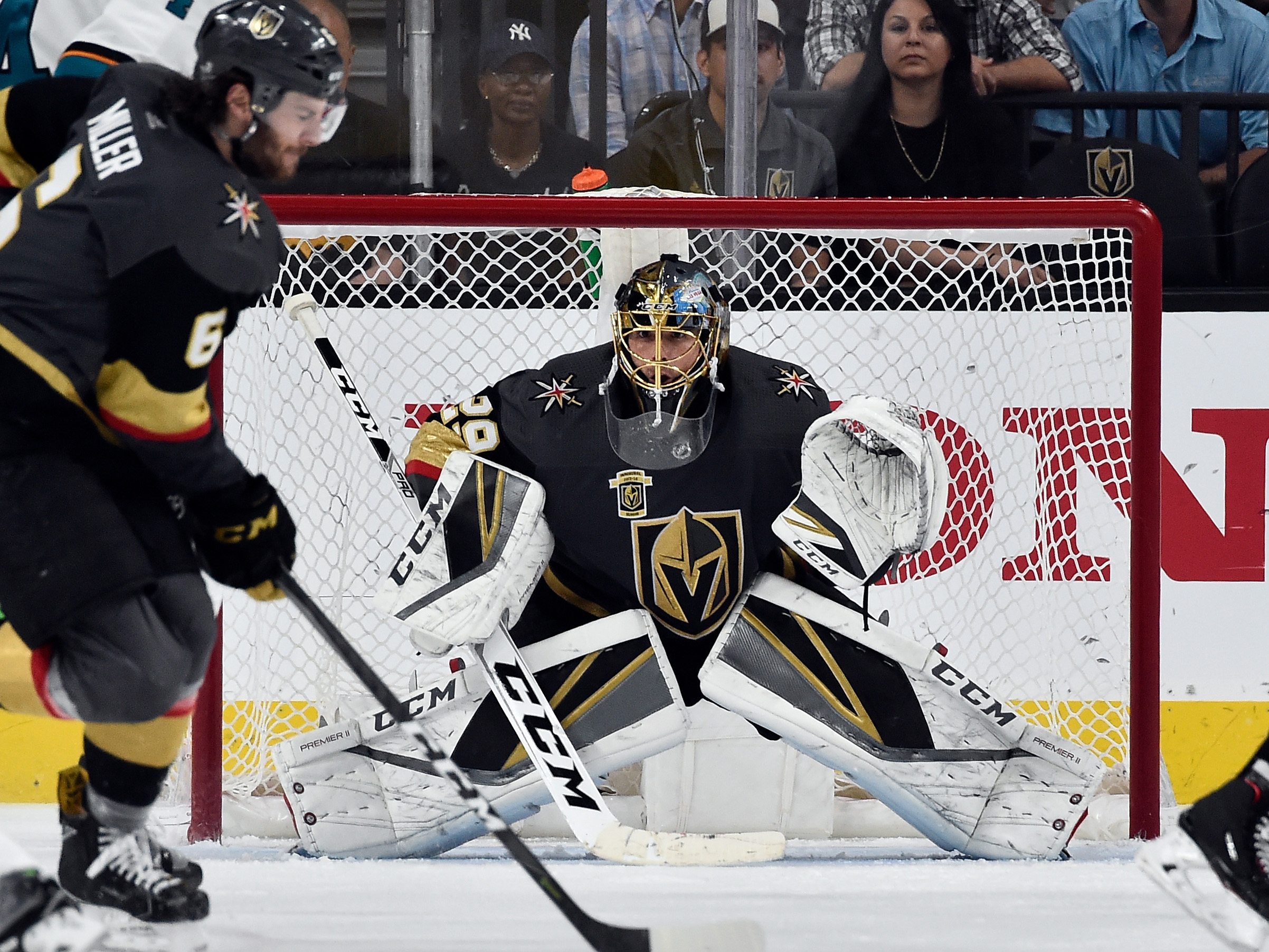 San Jose Sharks v Vegas Golden Knights – Game Five