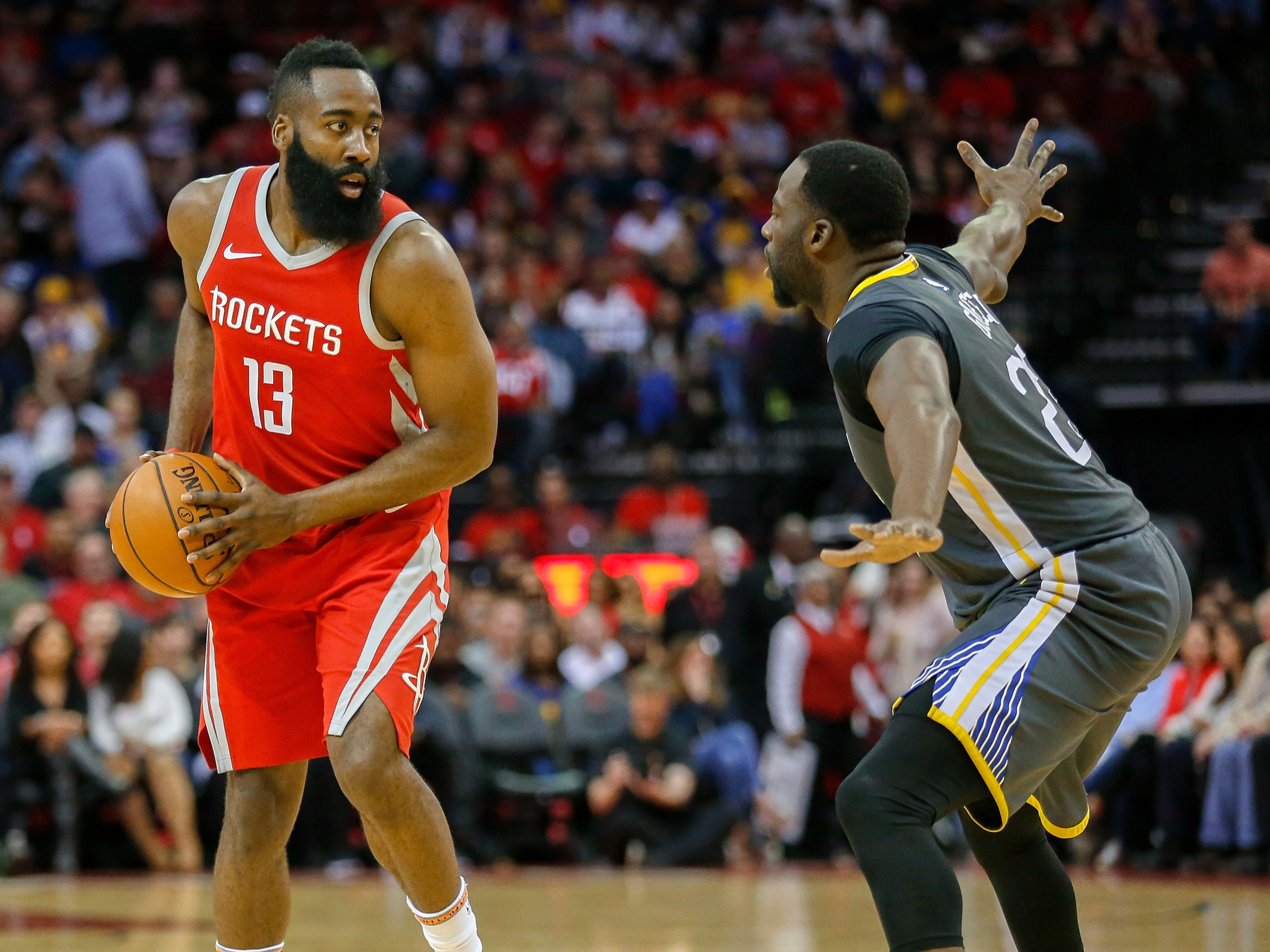 95da74276ea The Warriors And Rockets Have Reinvented Modern NBA Defense. Yes ...