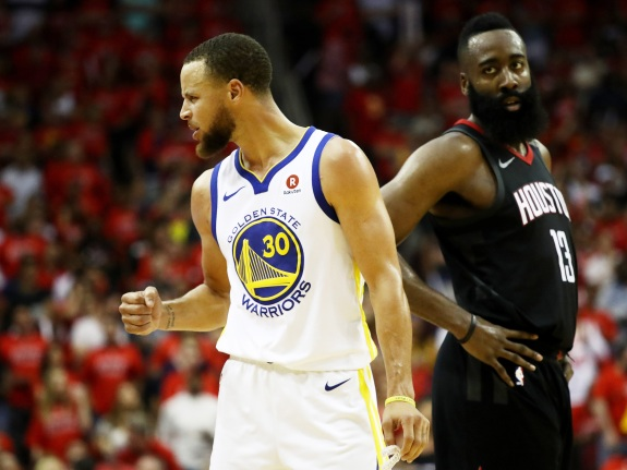 Golden State Warriors v Houston Rockets – Game Seven