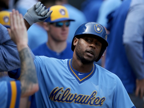 510d7767e58 The 2018 Brewers Sure Look A Lot Like The 2015 Royals