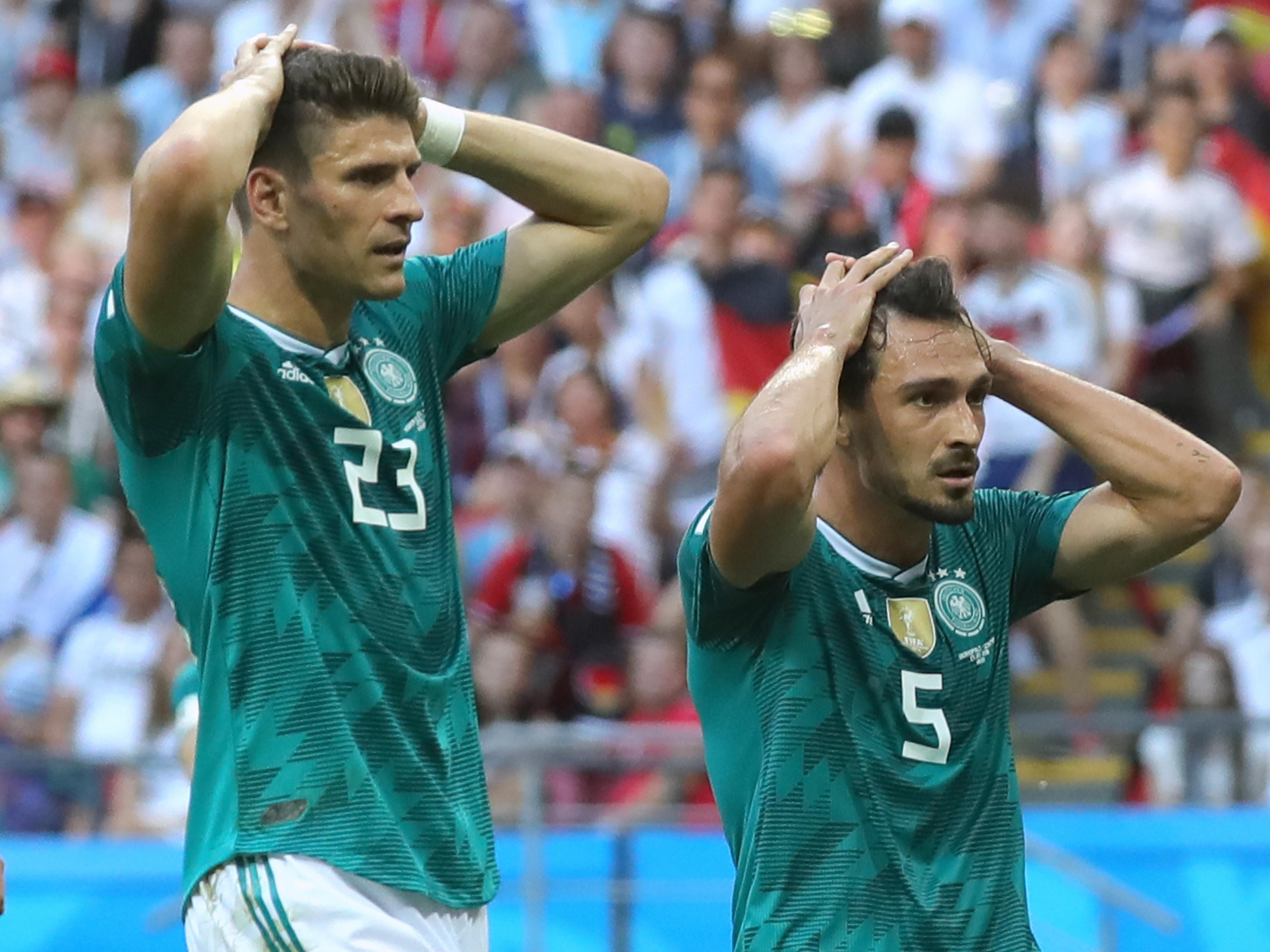 Korea Republic v Germany: Group F – 2018 FIFA World Cup Russia