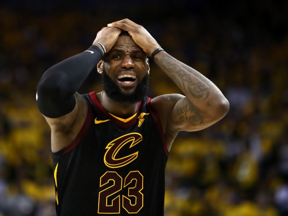 2018 NBA Finals – Game One